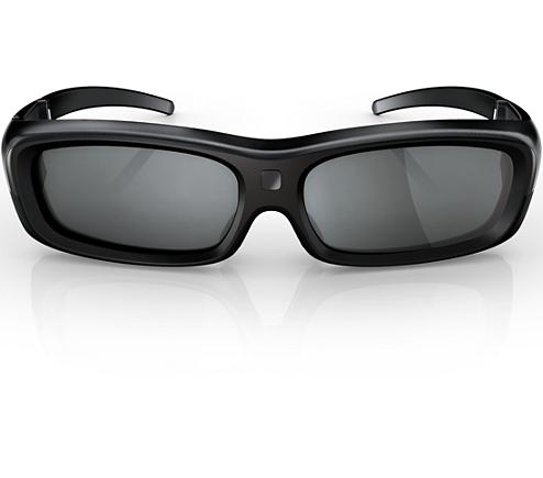 lunettes 3d active pta517 00 philips. Black Bedroom Furniture Sets. Home Design Ideas