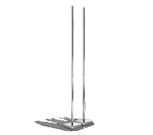 standfu f r kabellose abnehmbare lautsprecher pta860 00 philips. Black Bedroom Furniture Sets. Home Design Ideas