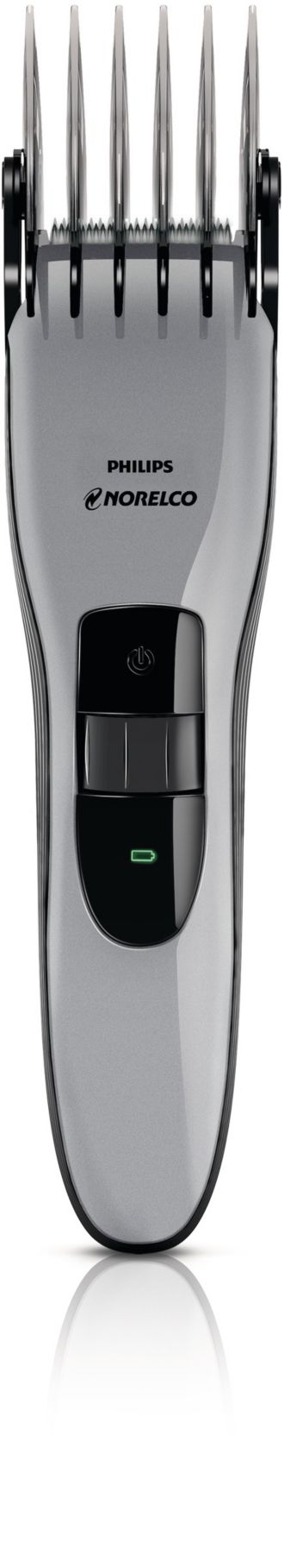 Philips  Hair clipper pro With contour following comb QC5340/40