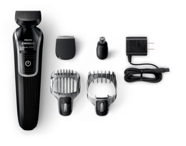 Philips Norelco Multigroom 3100 All in one 5-in-1 Grooming Kit