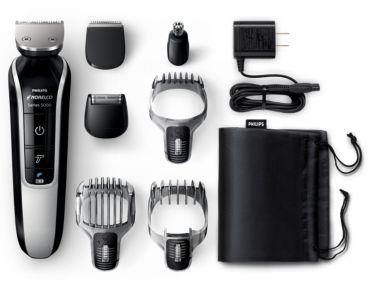 Philips Norelco Multigroom 5100 High performance Grooming Kit