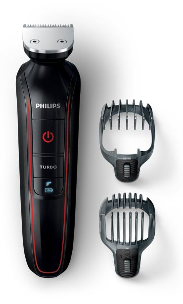 Multigroom series 1000 hair and beard trimmer