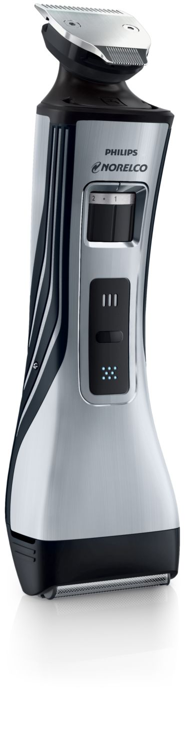 Philips Norelco StyleShaver Wet & dry facial styler & shaver