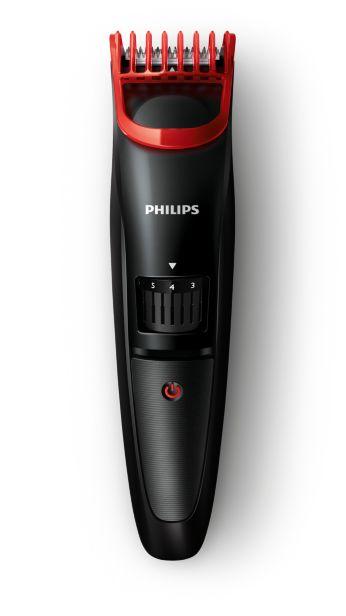 Триммер для бороды с точными установками длины 1мм