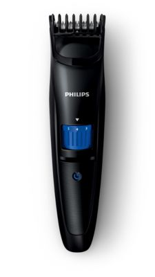 philips brand philips beardtrimmer series 3000 beard trimmer qt4000 13 1 mm precision settings. Black Bedroom Furniture Sets. Home Design Ideas