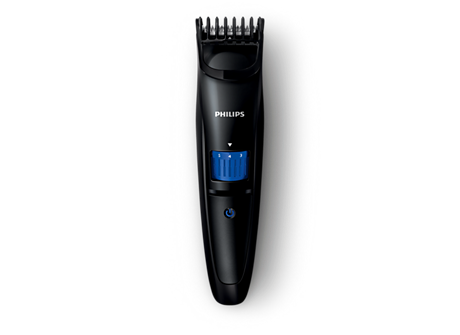 buy the philips beardtrimmer series 3000 beard trimmer qt4000 15. Black Bedroom Furniture Sets. Home Design Ideas