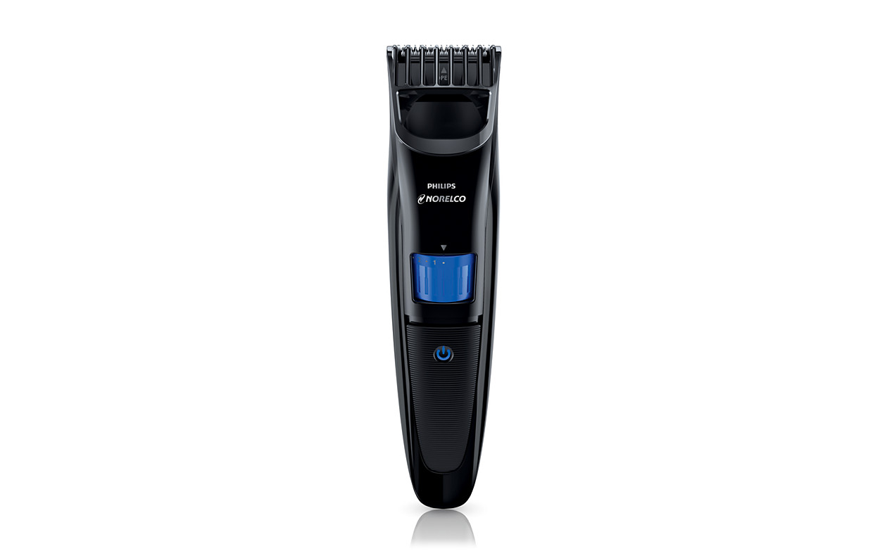 buy the norelco beardtrimmer 3100 series 3000 beard trimmer qt4000 42. Black Bedroom Furniture Sets. Home Design Ideas