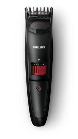 Philips  beard and stubble trimmer 0.5mm precision settings QT4005/13