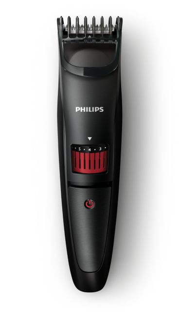 Philips  beard and stubble trimmer 0.5mm precision settings QT4005/15