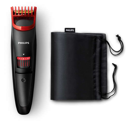 philips qt4011 beard stubble trimmer up to 10mm. Black Bedroom Furniture Sets. Home Design Ideas