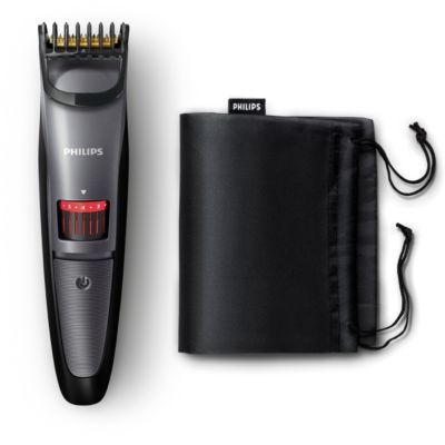 philips brand philips beardtrimmer series 3000 beard and stubble trimmer qt. Black Bedroom Furniture Sets. Home Design Ideas