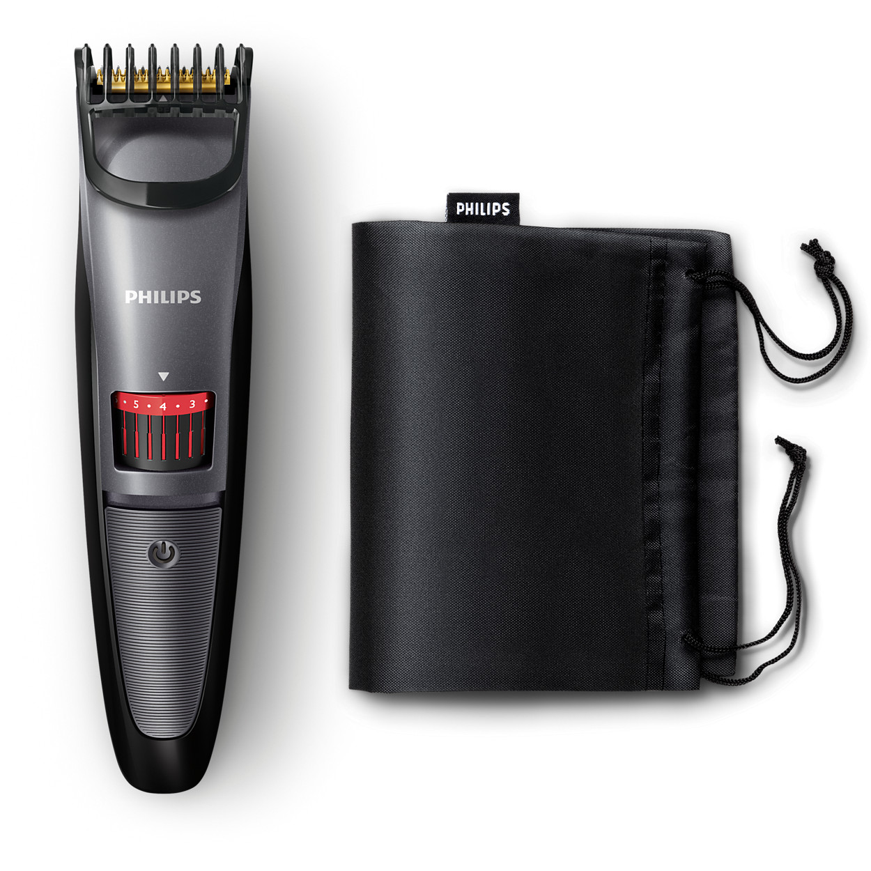 beardtrimmer series 3000 beard and stubble trimmer qt4015. Black Bedroom Furniture Sets. Home Design Ideas