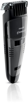 Plus Vacuum beard trimmer