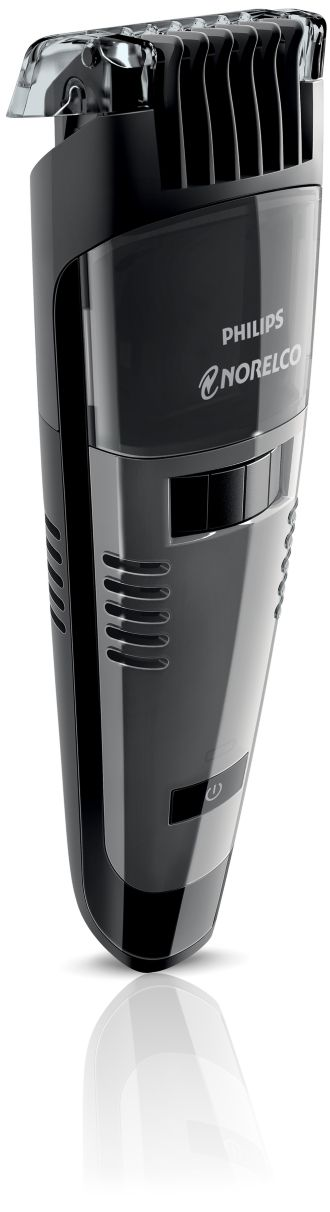 Philips  Vacuum beard trimmer Plus QT4050/41