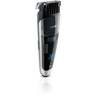 buy the philips beardtrimmer series 7000 vacuum beard trimmer qt4090 32 vacuum beard trimmer. Black Bedroom Furniture Sets. Home Design Ideas