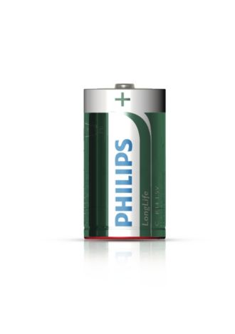 Philips  Battery C R14L2B/17
