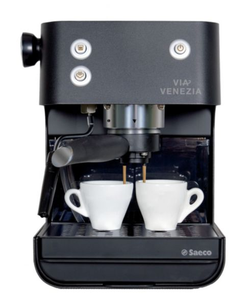 via venezia espresso machine reviews