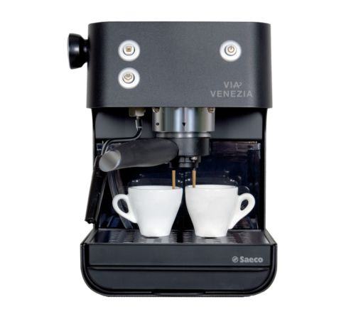 Saeco Coffee Maker Owner S Manual : Via Venezia Manual Espresso machine RI9366/47 Saeco