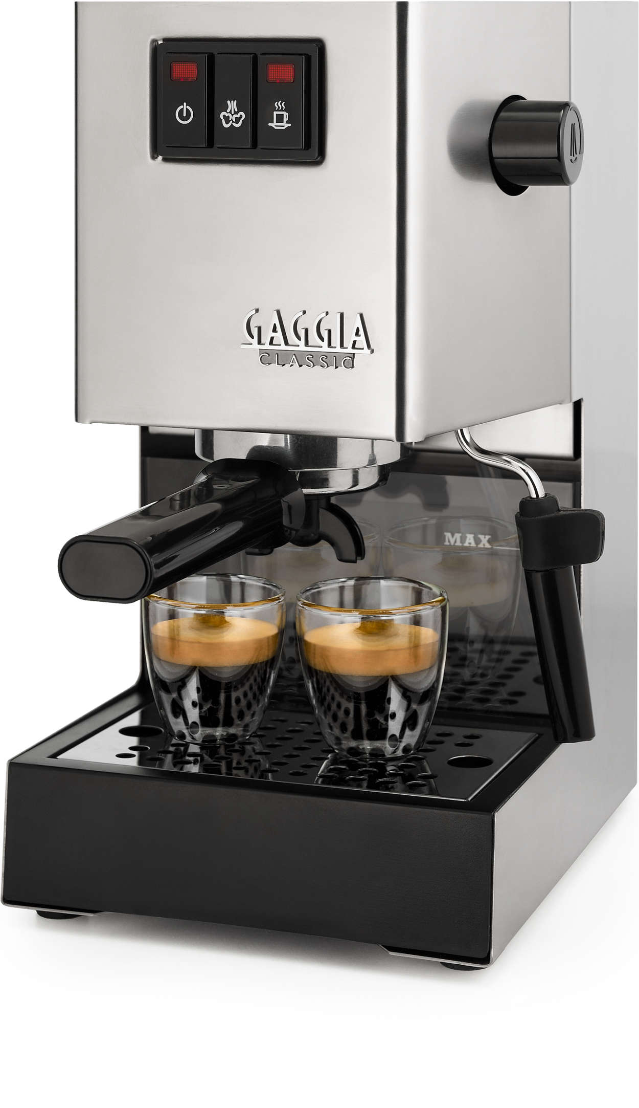 Authentique espresso italien