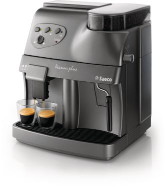 Saeco  Automatic espresso machine Plus RI9737/21