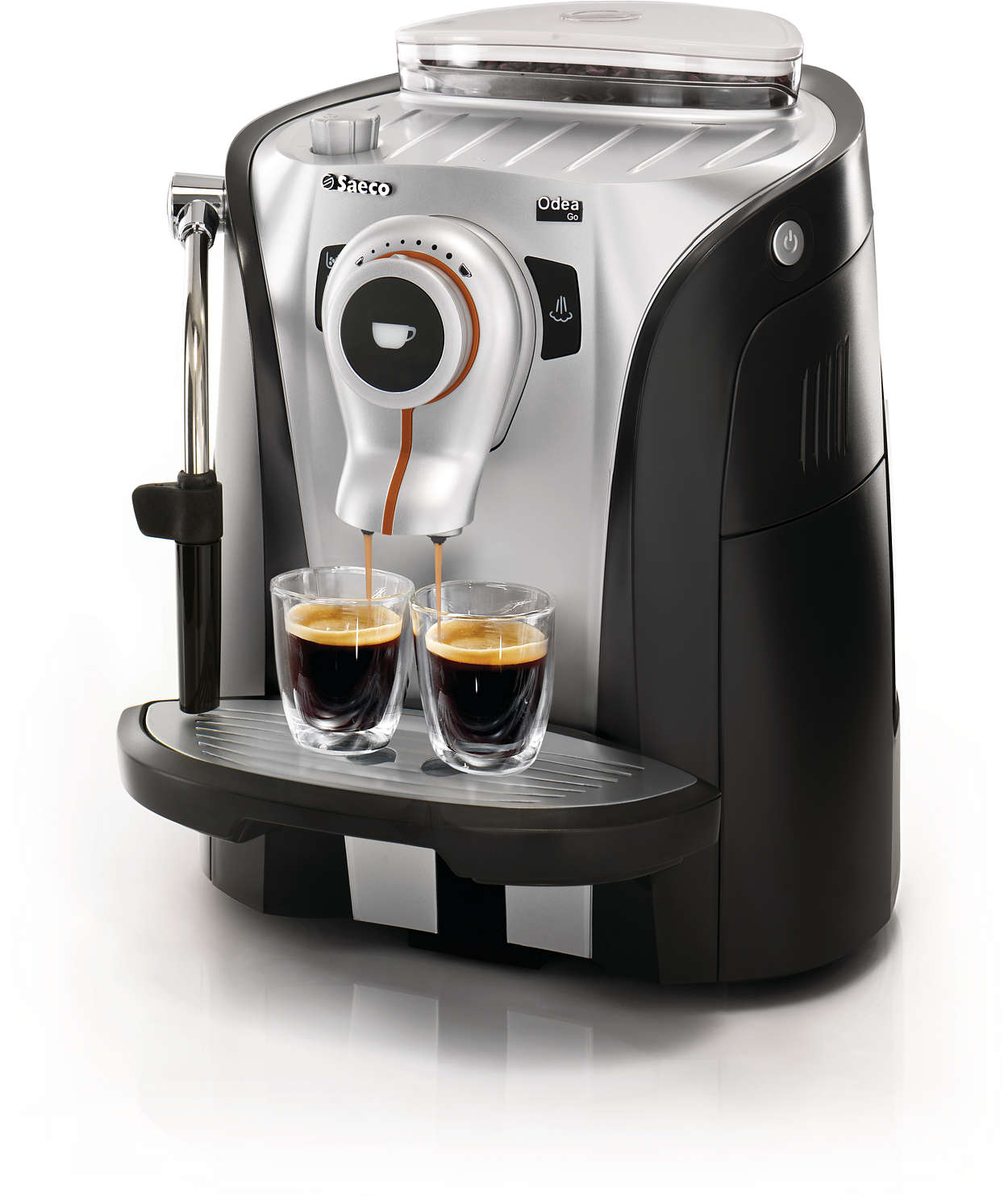 odea super automatic espresso machine ri9752 48 saeco. Black Bedroom Furniture Sets. Home Design Ideas