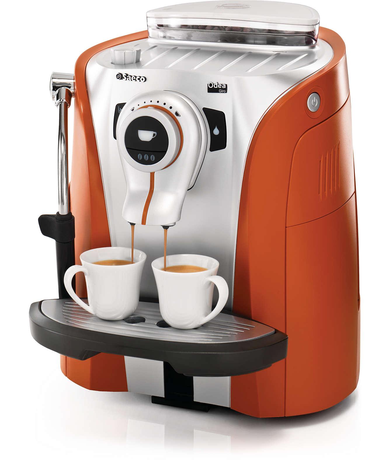 odea machine espresso automatique ri9754 21 saeco. Black Bedroom Furniture Sets. Home Design Ideas