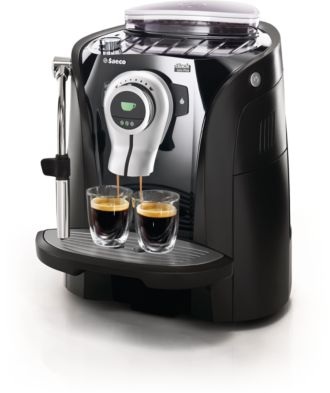 Saeco  Automatic espresso machine Giro Plus RI9755/47