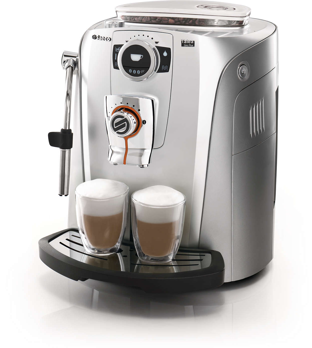 Talea machine espresso super automatique ri9822 01 saeco - Machine a cafe a grain saeco ...