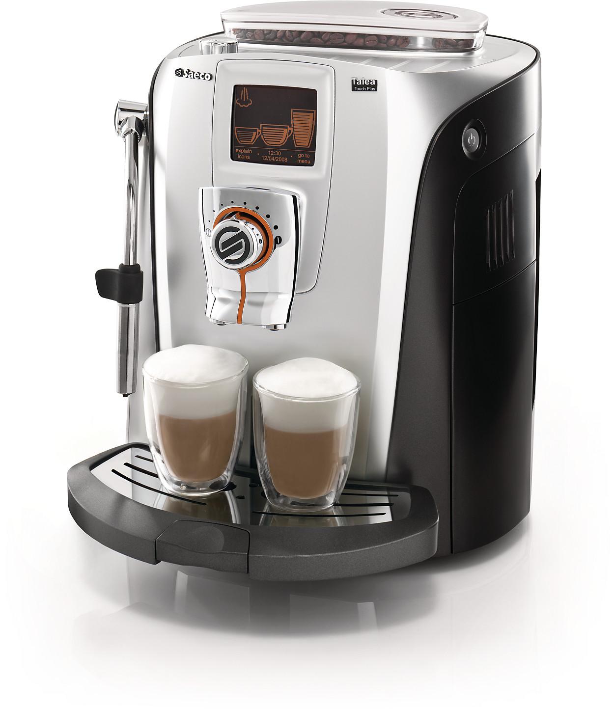 talea super automatic espresso machine ri9828 47 saeco. Black Bedroom Furniture Sets. Home Design Ideas