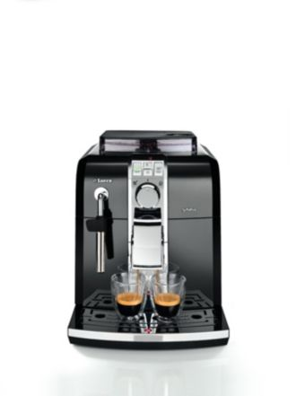 Saeco Syntia Automatic espresso machine Focus RI9833/47