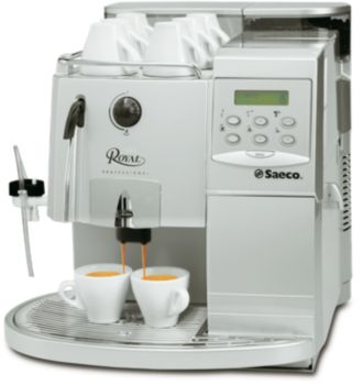 Saeco  Automatic espresso machine Professional RI9913/47