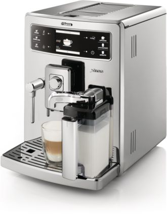 Saeco Xelsis Automatic espresso machine Digital ID RI9946/47