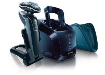Philips  afeit. eléc., uso en seco y en húmedo UltraTrack y GyroFlex 3D RQ1280CC
