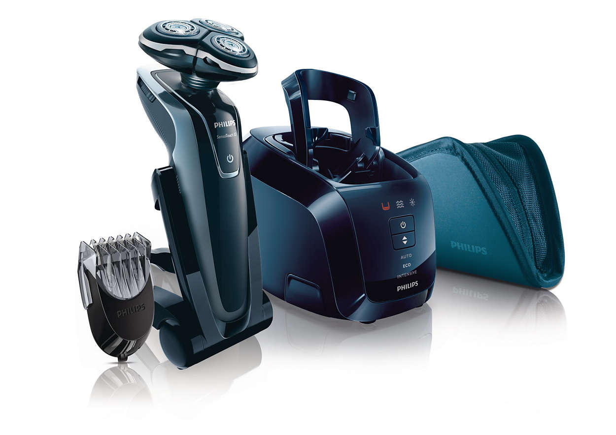 shaver series 9000 sensotouch wet dry electric shaver. Black Bedroom Furniture Sets. Home Design Ideas