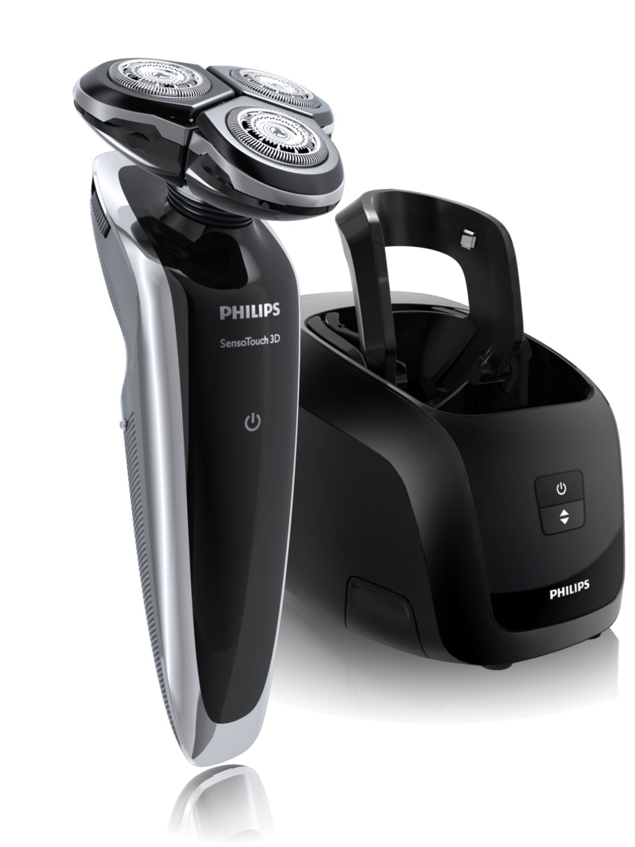 philips jet clean solution how to use