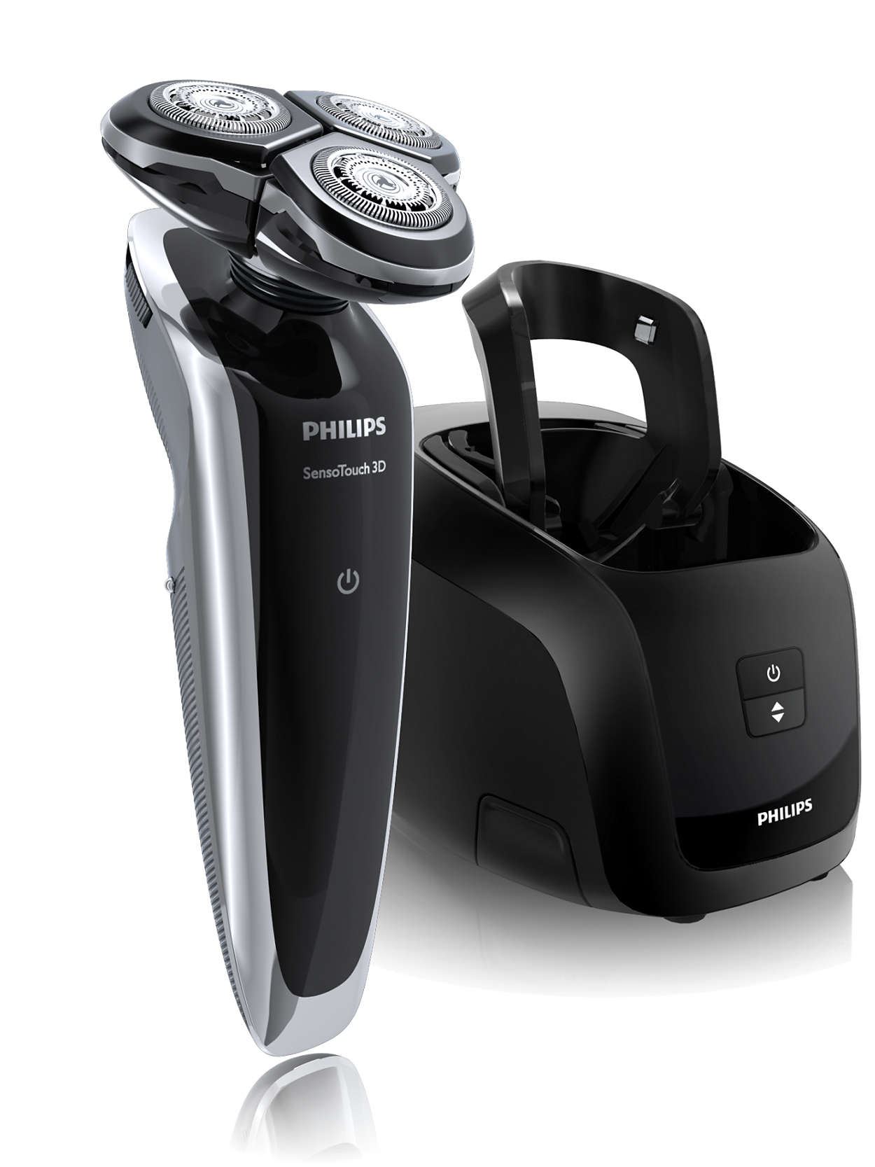 shaver series 9000 sensotouch rasoir lectrique 100 tanche rq1290 23 philips. Black Bedroom Furniture Sets. Home Design Ideas