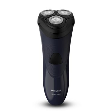 Shaver series 1000 dry electric shaver