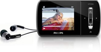 Philips GoGEAR MP3 video player Aria SA1ARA04K/97