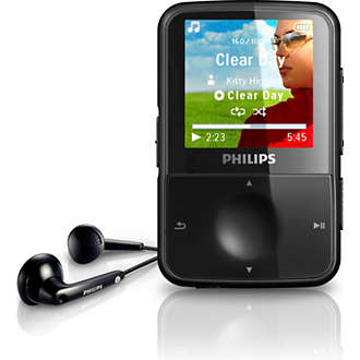 buy the philips gogear mp3 video player sa1vbe04k 97 mp3 video player. Black Bedroom Furniture Sets. Home Design Ideas