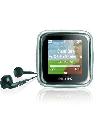 Philips GoGEAR mp3 çalar Spark SA2920/02