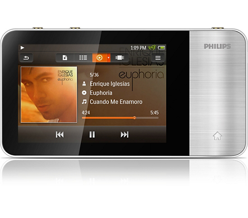 mp4 player sa3mus16s 37 philips. Black Bedroom Furniture Sets. Home Design Ideas