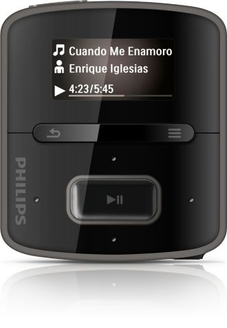 Philips GoGEAR MP3 player RaGa SA3RGA02K/97