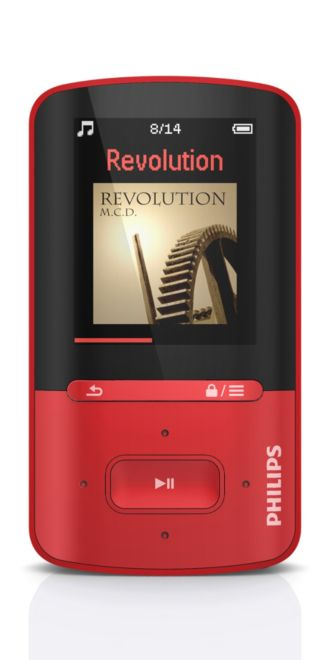 Philips GoGEAR MP4 player Vibe SA4VBE04RN/97