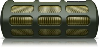 Philips  wireless portable speaker Green SB7220/05