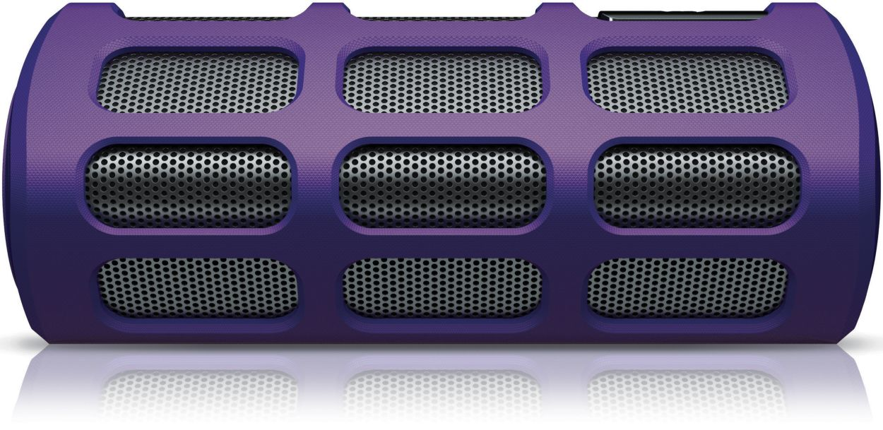Buy The Philips Wireless Portable Speaker Sb7260 37