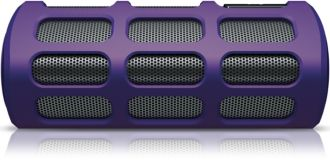 Philips  wireless portable speaker Purple SB7260/37