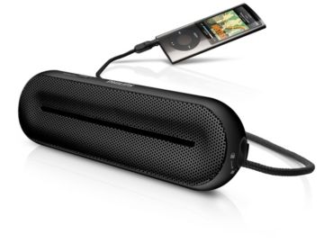 Universal MP3 portable speaker