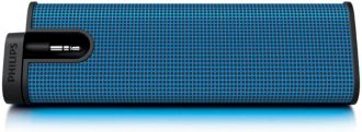 Philips  Portable speaker Blue SBA1610BLU/37