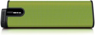 Philips  Portable speaker Green SBA1610GRN/00