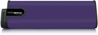 Philips  Portable speaker Purple SBA1610PUR/37
